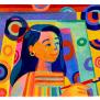 Celebrating Pacita Abad Arttuesday Google Googledoodle