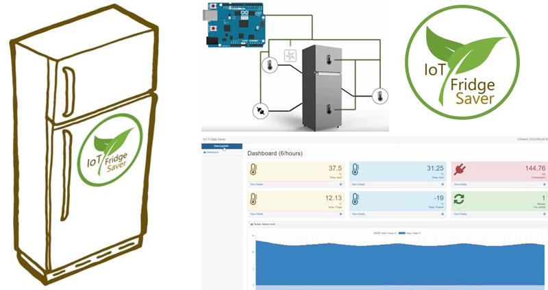 IoT Fridge Saver: Cómo controlar el consumo de tu frigorífico y ahorrar energía