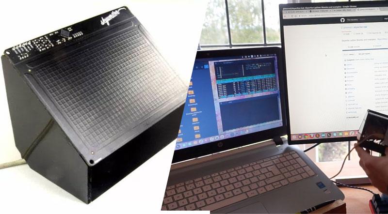 Control del PC con gestos usando un Arduino Leonardo