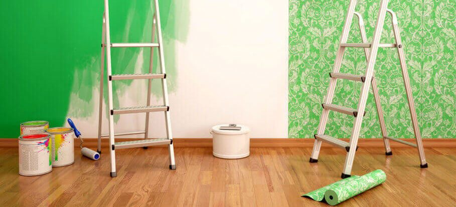 Can You Paint Over Wallpaper  Fantastic Services Blog