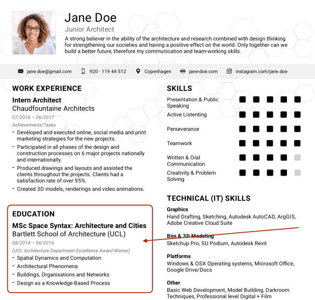 How to List Education on a Resume [24+ Real-Life Examples]