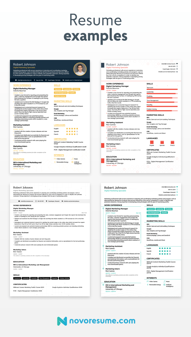 How to List Education on a Resume [25+ Real-Life Examples]