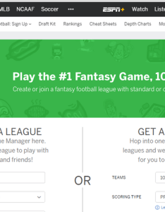 Join the scorum espn fantasy football nfl league instructions  prizes also rh