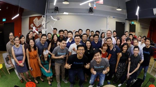 Team Seedly Singapore