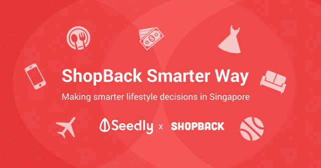 Smarter Lifestyle Decisions by ShopBack