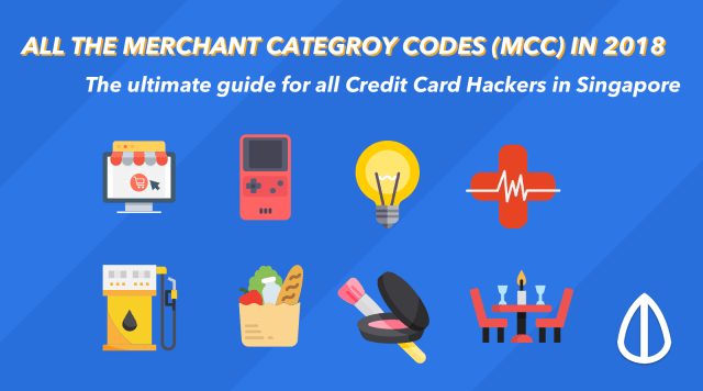 MCC Merchant Category Codes Seedly
