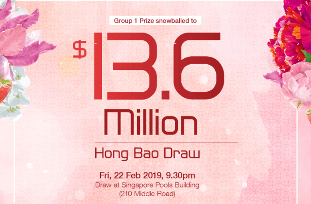How To Win The $13 6 Million TOTO Hong Bao Draw 2019 With The Help