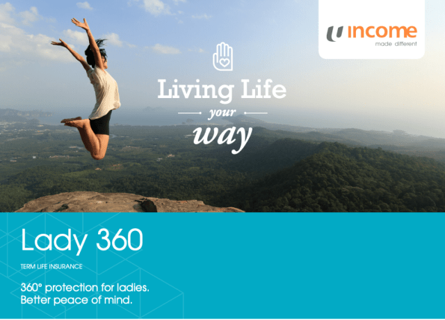 Lady 360 by Income