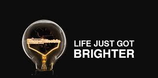 Keppel Electric Lightbulb Ad