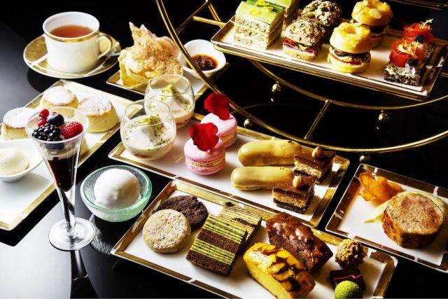 Colony Ritz-Carlton High Tea