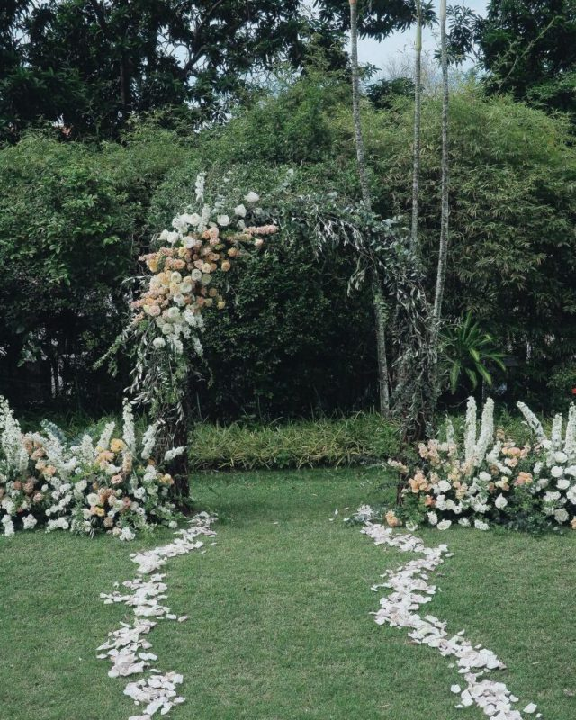 Floral Arch Floral Magic Wedding Florist