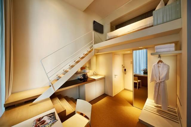Studio M Loft room