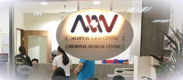 mediway medical health screening
