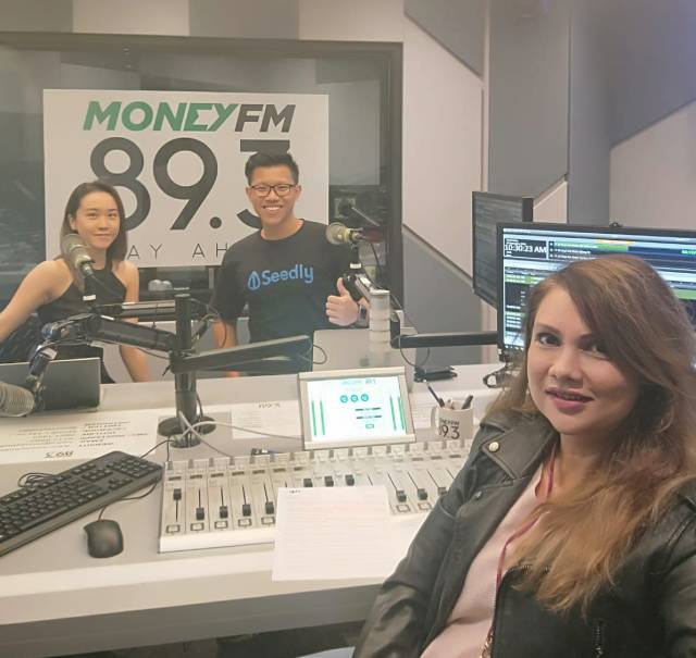 MoneyFM investing seedly