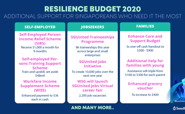 Resilience Budget Vs Covid 19 Additional Support Measures