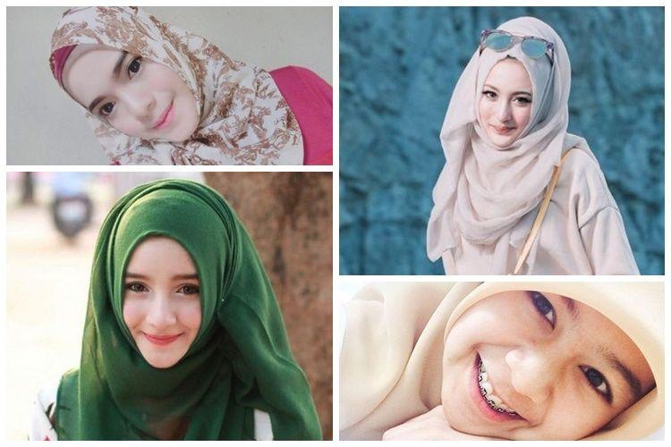 Paling keren 25+ download foto cewek2 cantik lucu berhijab anak remaja. 11 Hijaber Cantik Asal Thailand Yang Bikin Hati Cowok Adem