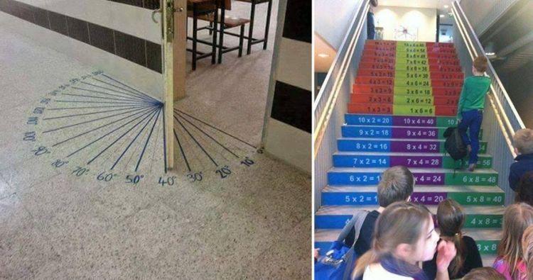 11 Ide dekorasi unik ini cocok untuk ruang kelas sekolah di Indon