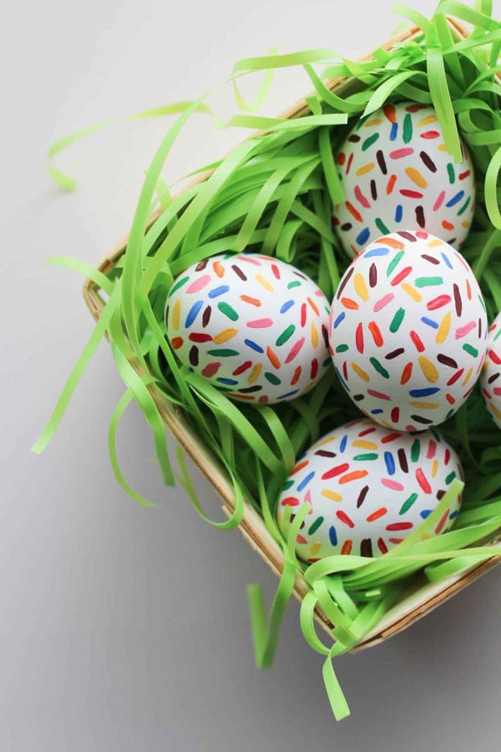 Kreasi Telur Paskah : kreasi, telur, paskah, Dekorasi, Telur, Paskah, Abis,, Ditiru