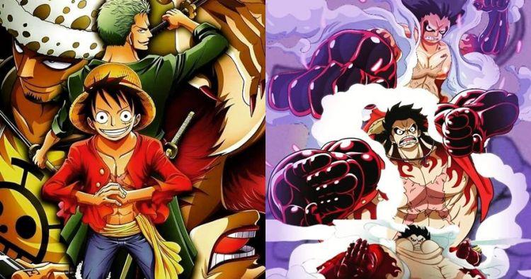 Triple deck needle (jahitan rantai 3), dan dilengkapi zigzag chain disetiap sambungan kaos,. 40 Kata Kata Bijak Anime One Piece Penuh Makna Motivas