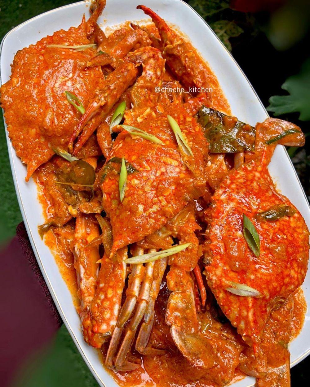 Resep Kepiting Kuah : resep, kepiting, Memasak, Kepiting, Manis, Aneka, Saus,, Enak,, Mudah