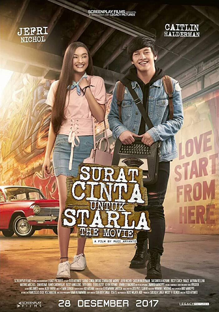 Film Bioskop Indonesia Romantis : bioskop, indonesia, romantis, Indonesia, Romantis, Terbaik, Sepanjang