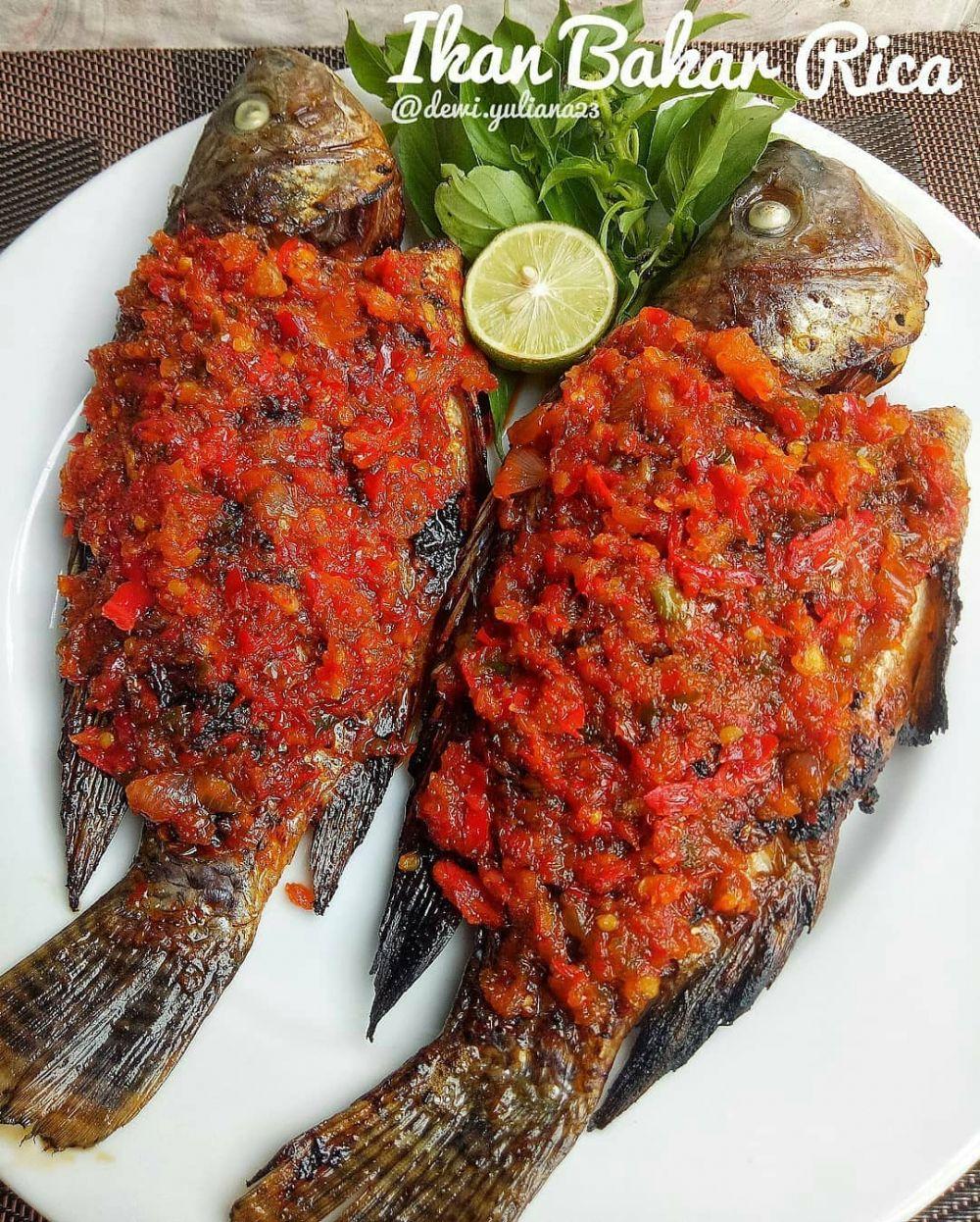 Resep Ikan Nila : resep, Resep, Olahan, Lezat,, Mudah,, Bikin, Nagih