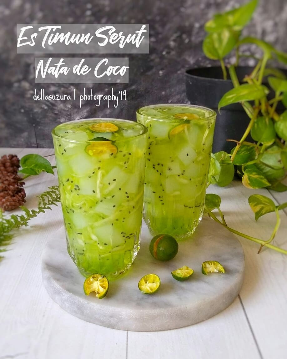 Resep Minuman Segar Kekinian Untuk Jualan Di Bulan Puasa