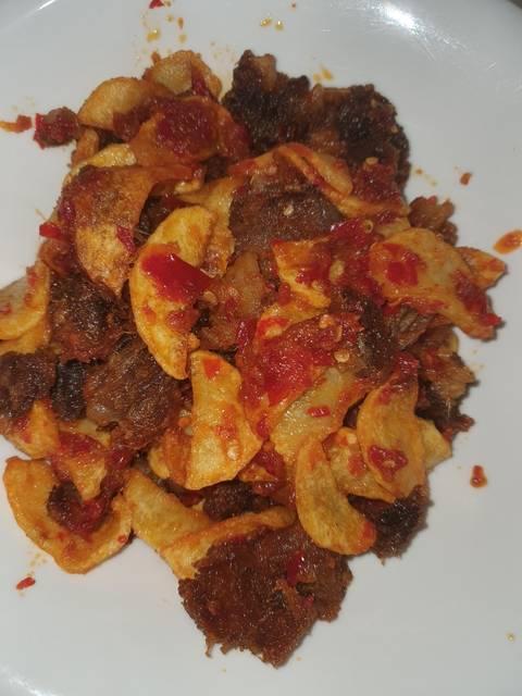 Resep Daging Balado : resep, daging, balado, Resep, Daging, Balado,, Enak,, Sederhana,, Praktis,, Bikin, Nagih