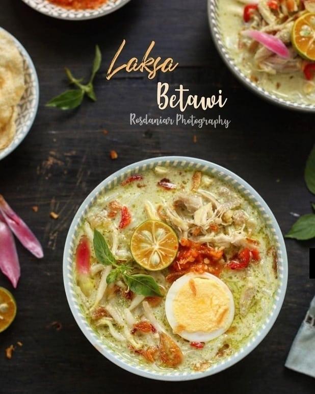 Resep Laksa Bogor dan cara membuat | BacaResepDulu.com