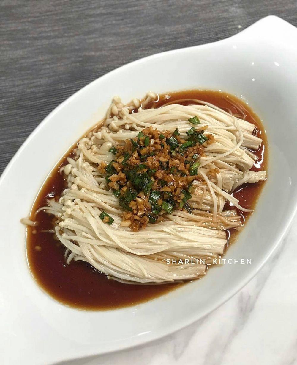 Masak Jamur Enoki : masak, jamur, enoki, Resep, Memasak, Jamur, Enoki,, Favorit,, Enak,, Mudah