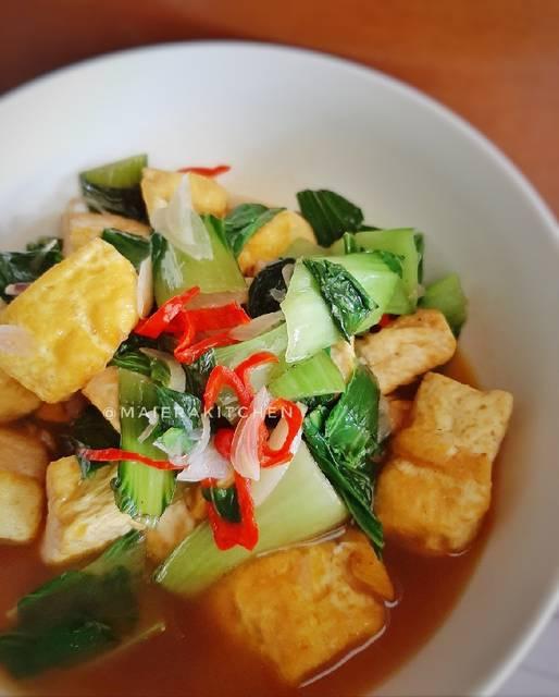 Resep Tahu Kuning : resep, kuning, Masak, Kuning