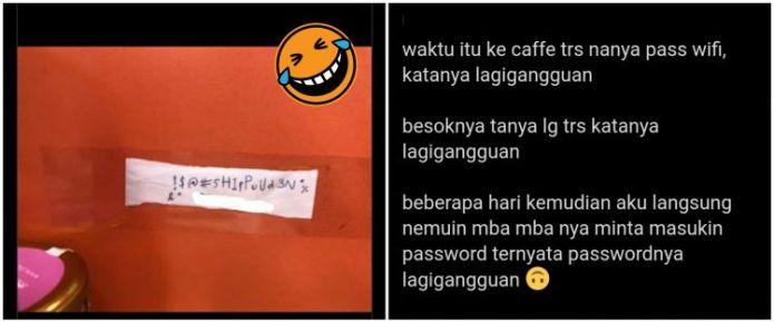 10 Password Wifi Nyeleneh Ini Rawan Bikin Orang Salah Paham Koca