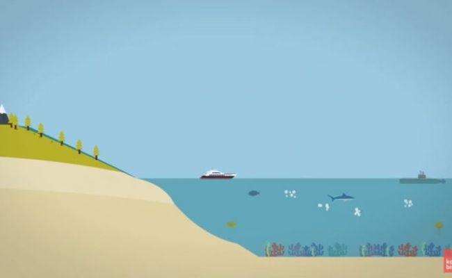Kenapa Air Laut Rasanya Asin Temukan Jawabannya Di Sini