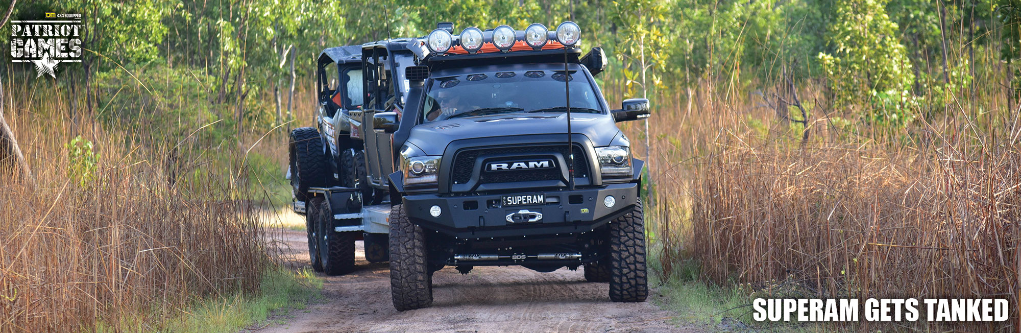 dodge ram long range