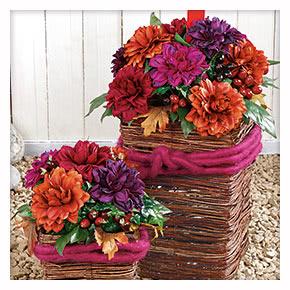 Blumen  Blten Floristik buttinette Bastelshop