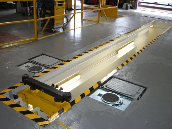 Designed And Built - Multitune Garage Equipment