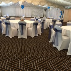 Chair Covers For Weddings Basingstoke Rattan Garden Dining Chairs Uk Cover Gallery Party Workshop