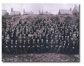 Rhos Male Voice Choir 1938
