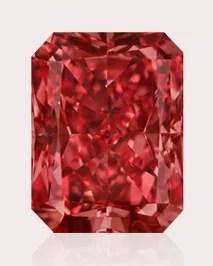 罕見紅鑽石破紀錄高價成交 - WU LEUNG LEE