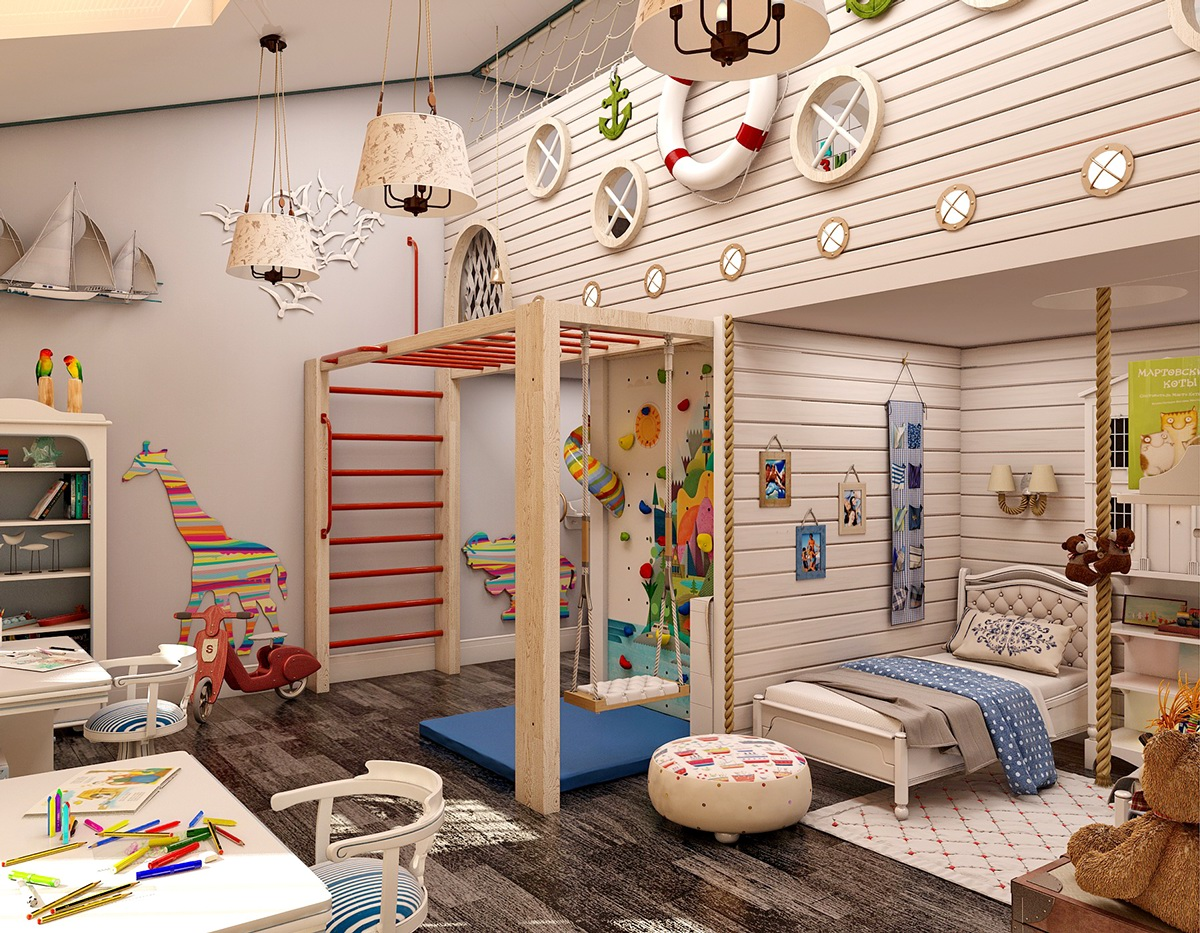 11 Kids Bedroom Designs Youll Adore  Home  Living