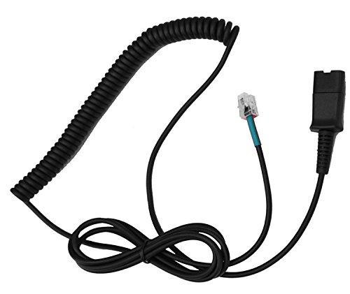 VOISTEK A2H20D25MM DUAL EAR CALL CENTER TELEPHONE