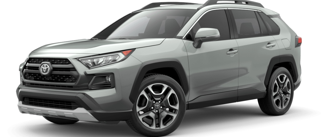 What is the most popular RAV4 color?