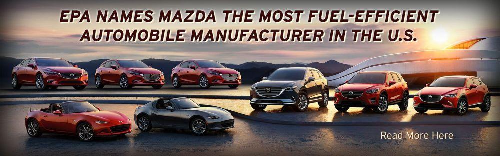 medium resolution of mazda most fuel efficient