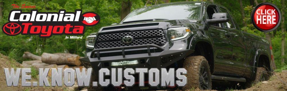 medium resolution of custom trucks