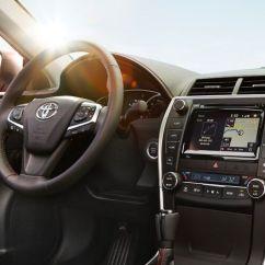 Interior All New Camry 2016 Aksesoris Grand Avanza Toyota Vs Ford Fusion