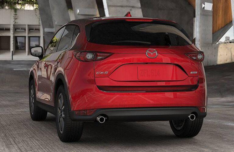 2018 Mazda CX5 vs 2018 Honda CRV