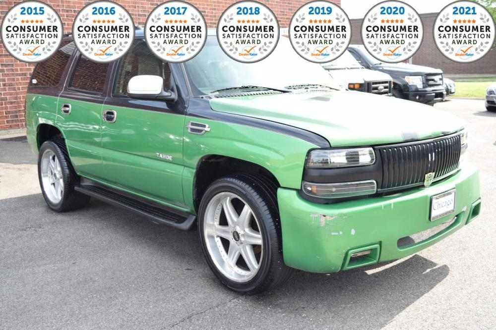 medium resolution of vehicle details 2003 chevrolet tahoe at greater chicago motors glendale heights greater chicago motors