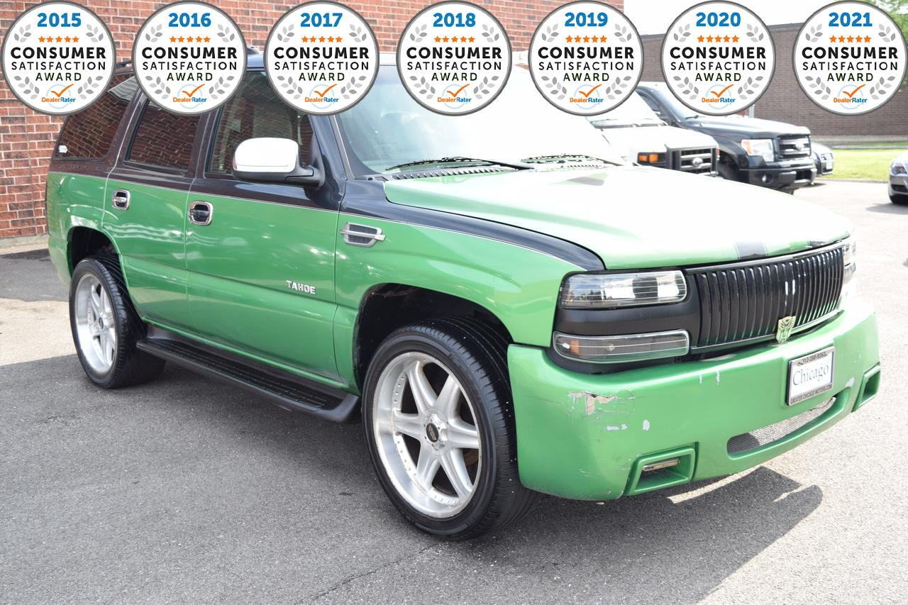 hight resolution of vehicle details 2003 chevrolet tahoe at greater chicago motors glendale heights greater chicago motors