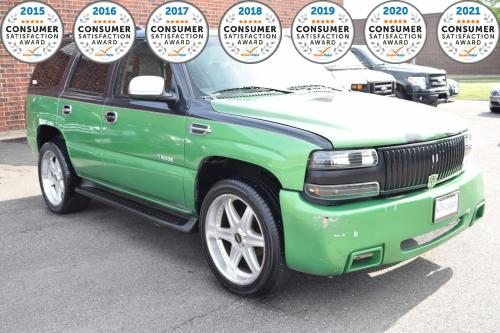 small resolution of vehicle details 2003 chevrolet tahoe at greater chicago motors glendale heights greater chicago motors