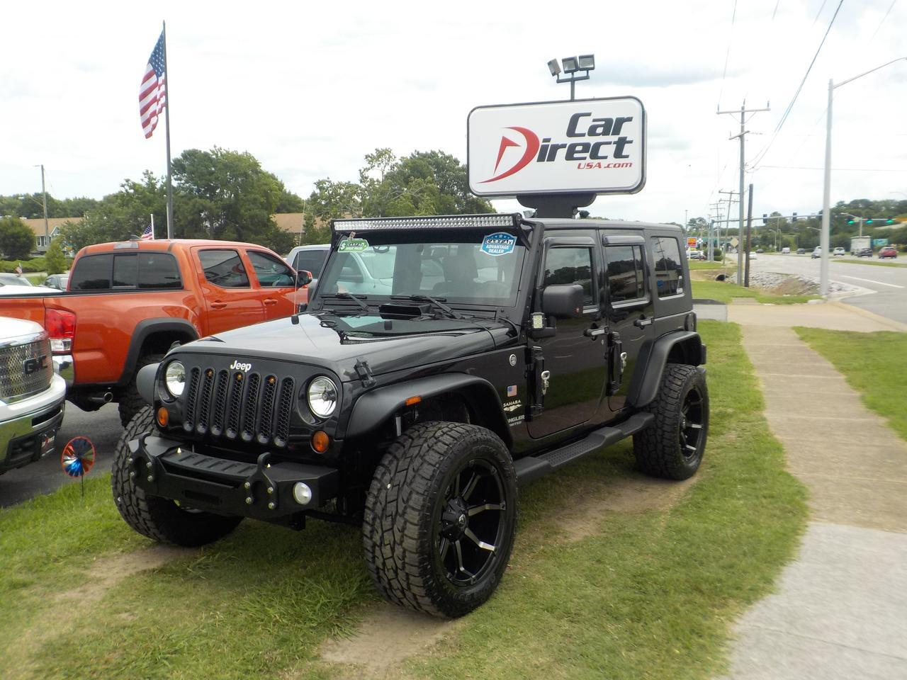 hight resolution of 2010 jeep wrangler unlimited sahara 4x4 warranty fuel rims cd player hard